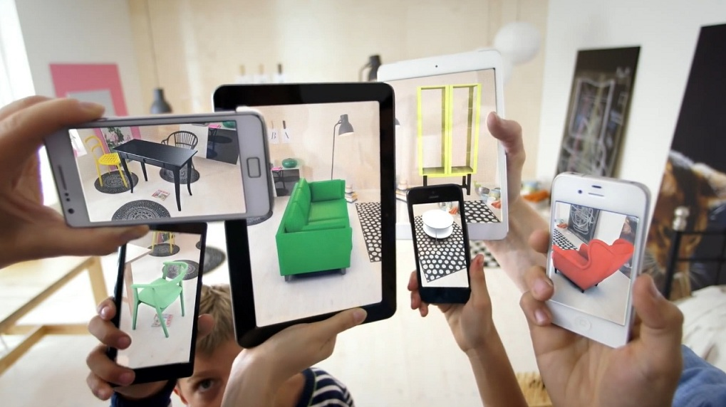 品牌app案例總匯–IKEA用APP將傢俱搬進你家!?