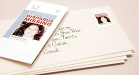 失踪人们的头贴邮票? 借由信件向世界传递重聚的希望
