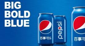 百事可乐在中国的新中文Logo抢先曝光