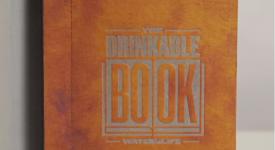 """「一本書」能拯救數百萬人的性命?!一睹公益組織""""Water is Life""""出版的「濾水之書」!"""
