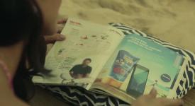 雜誌平面廣告能做到防止小孩走失!?NIVEA兼具創意與用心的行銷活動