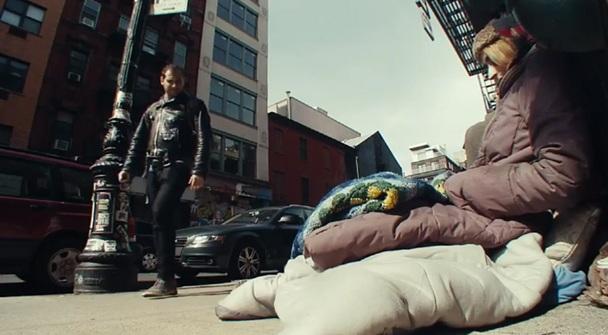 紐約街頭實驗:當你的親人變成街友時,你會注意到他們嗎?
