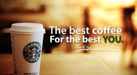 STARBUCKS: 我们不需要花钱打广告!潮流咖啡星巴克的行销策略