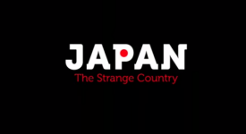 japan, the strange country