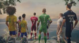 """Nike版""""少林足球"""",一句""""勇於冒險""""成就足球革命的熱血動畫"""