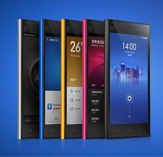 小米手機3