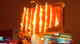 廣告看板 x 火烤巨型牛肉 — 引人入勝的行銷手法!