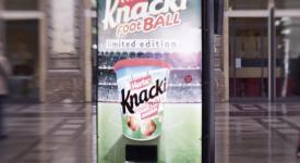 """一台販賣機,肉丸當球踢,展開史上最""""極限""""的足球比賽風潮!!"""