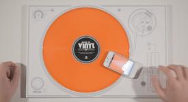 黑膠不死!創意的跨界結合讓你成為辦公室裡最酷的DJ