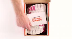 Nike鞋盒瘦身成功:輕巧時尚包裝一次滿足「環保」「行銷」兩願望!