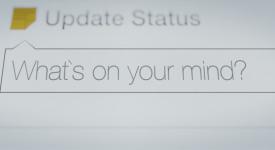 必看!facebook的用戶實錄|你在想些什麼?!