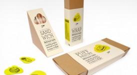 食物也可以包裝的這麼可愛-包裝設計的小巧思