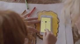 [廣告中的廣告] APPLE最新廣告Parenthood,原來置入了10款APP行銷啊…