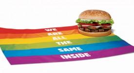 让人感动流泪的汉堡…..包装纸?汉堡王仅透过一个包装就大大扭转企业形象!?