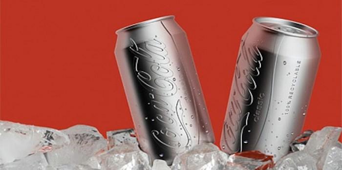 可口可樂竟然願意為了環保而捨棄紅色包裝!?你覺得有可能嗎?