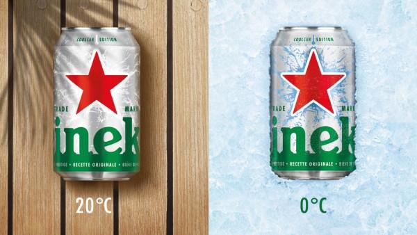 【海尼根國外限量版新罐裝】兩張看似相似的圖到底隱藏什麼玄機,你怎麼想呢?!!