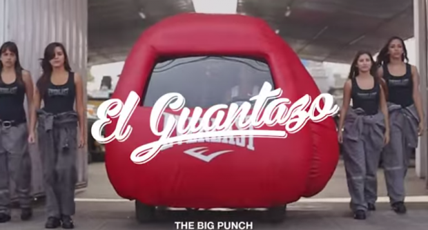 the big punch