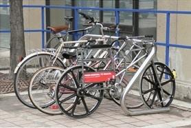 推廣腳踏車
