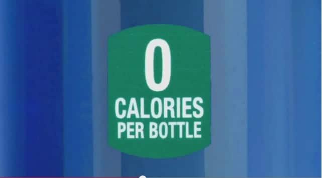 0卡路里圖