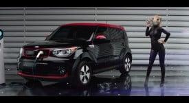 超无厘头的KIA最新电动车广告, 我已经跟不上它的思维啦!!!