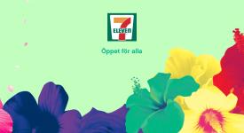 史上最「便利」的7-11在瑞典,看看他們為了同志遊行做了什麼!