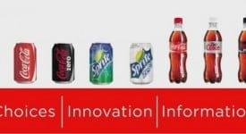 """[好品牌不危机] 当众人指责为""""肥胖帮凶""""时, 可口可乐如何用行动让大家闭嘴呢??"""