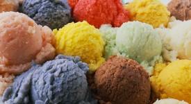 每吃一口就會變色的冰淇淋產品,其原料真的是天然的嗎!?