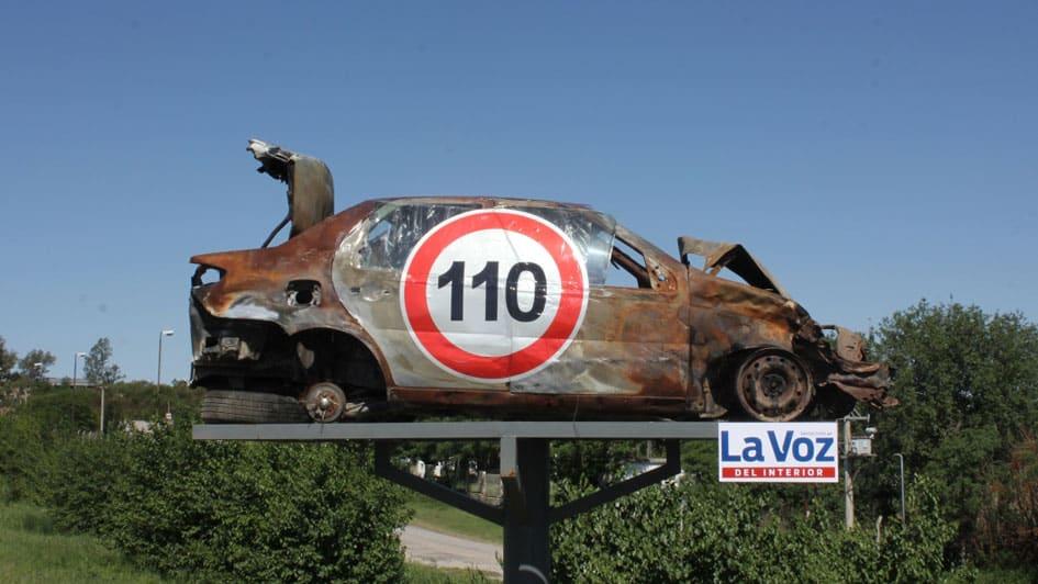 最警世的交通警告標誌, 看完沒有人敢再超速行駛!!