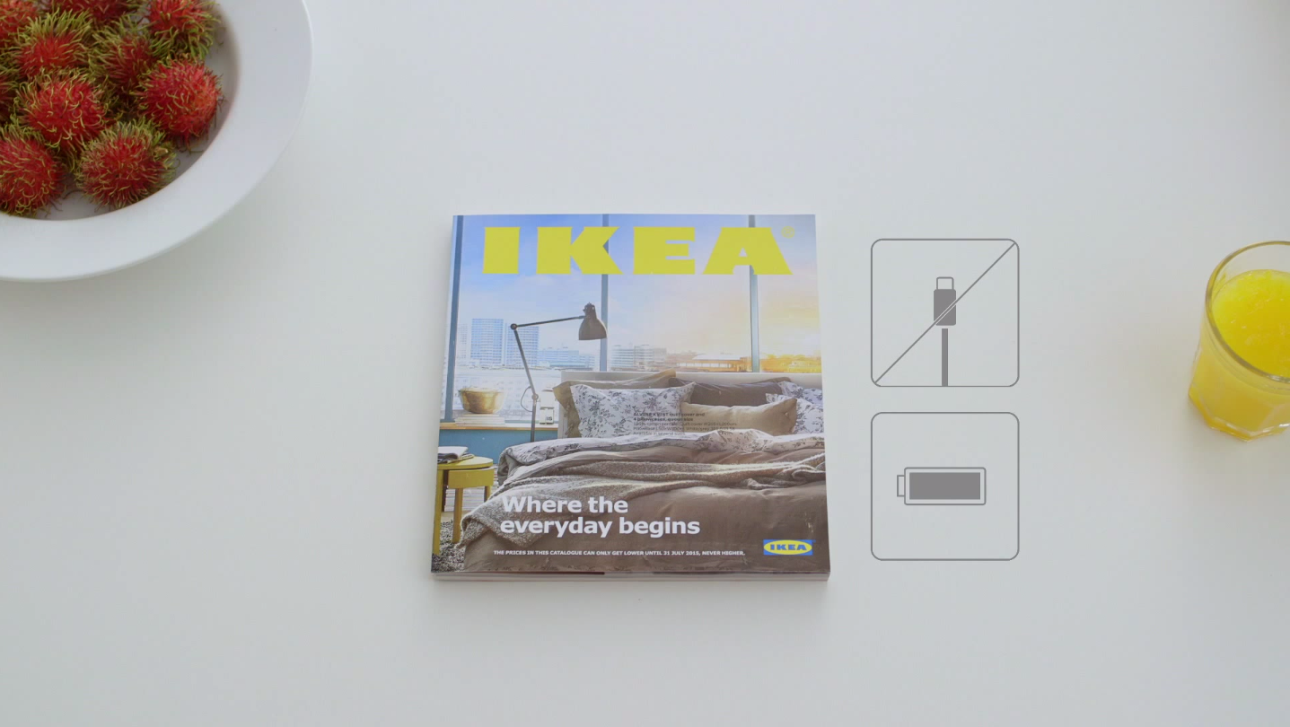 IKEA超有梗推廣影片, 竟踩著蘋果的肩膀往上爬!!!