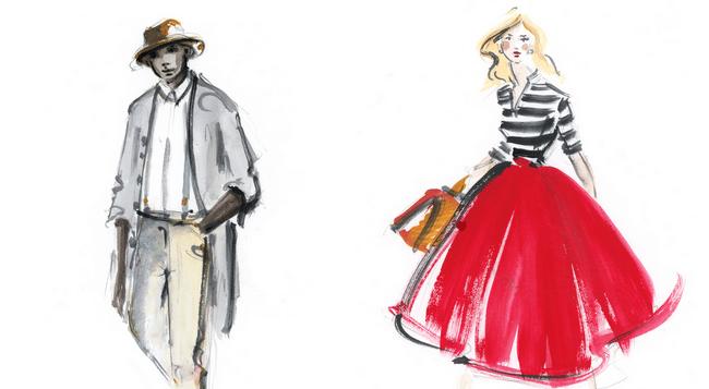 社群與時尚結合|美國運通與部落客合作行銷紐約時裝周