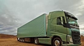 卡車的外觀、跑車的靈魂:Volvo truck給你全新的體驗!!
