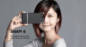 手機殼也能闖出一片天!!『Snap! 6』引發美國Kickstarter討論的經典案例