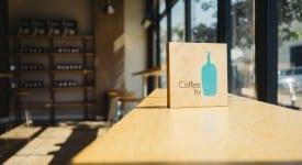 """咖啡市場的藍色勢力正在崛起!! 品牌核心價值形塑企業特殊""""味道""""的經典案例"""