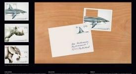 Pro Wildlife利用毫不起眼的郵票, 給予非法獵捕收藏者一記當頭棒喝!!