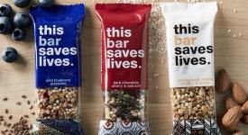 能拯救無數生命的零食棒!? 食品界的Toms正在席捲美國各大公司~