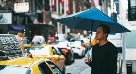 雨傘界的文青式創新!! 『Sa』讓傘變得更輕更好用, 一切都從摺紙發想開始…