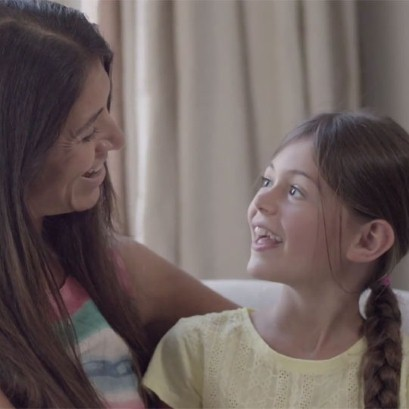 "Dove's ""Legacy"" - be someone's positive beauty role model"