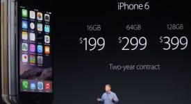 為什麼iPhone 6沒有推出32G版本?? 其背後的考量點原來是….