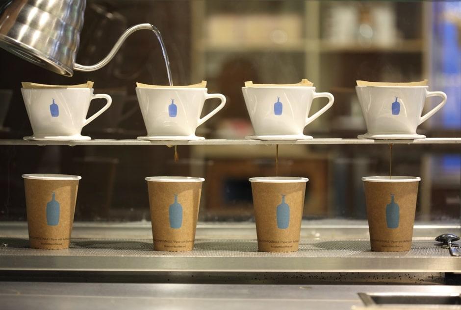 因品牌核心價值所延伸出超夯產品!! Blue Bottle Coffee要讓你隨時都能