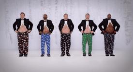 叮叮当,叮叮当,肚皮多响亮! Kmart X Joe Boxer另类有趣圣诞广告重磅登场!