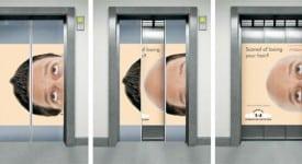 等電梯的時間再也不無聊了!36個不能錯過的電梯廣告(下)