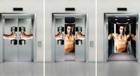 等電梯的時間再也不無聊了!36個不能錯過的電梯廣告(上)