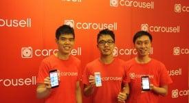 全球領先C2C電商平台: Carousell-旋轉拍賣, 正式進軍台灣!!
