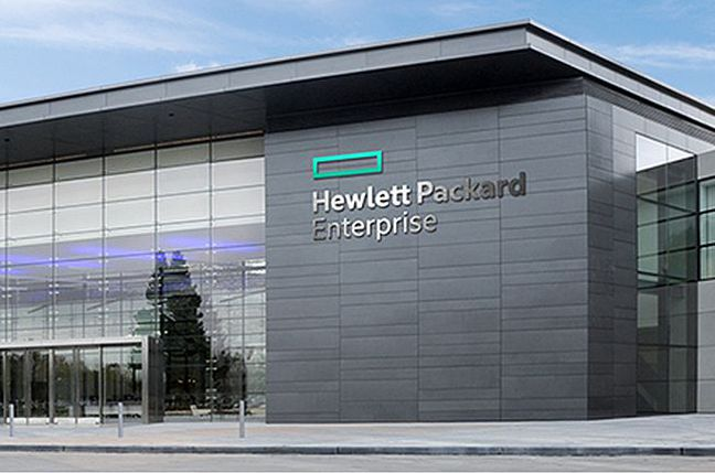 惠普企業發布新標誌| HP Enterprise Unveiled New Logo