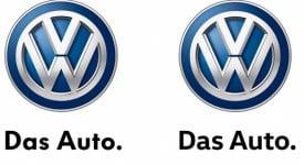 德國福斯汽車再度微調識別