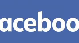 Facebook啟用新LOGO