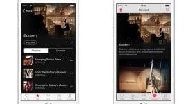 Burberry 成為首個進駐Apple Music 的時尚品牌