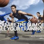 來勢洶洶的Under Armour對抗Nike的全明星廣告片