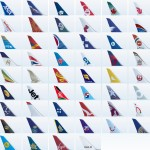 變變變!看這些航空公司LOGO的前世今生