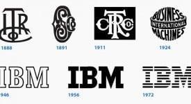 IBM:一個古老而神聖的Logo案例